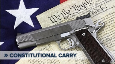 Progress: Constitutional Carry Moving Across America!