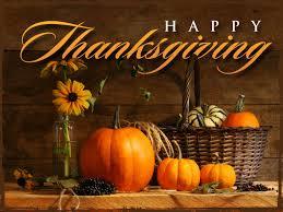 Happy Thanksgiving, Web!