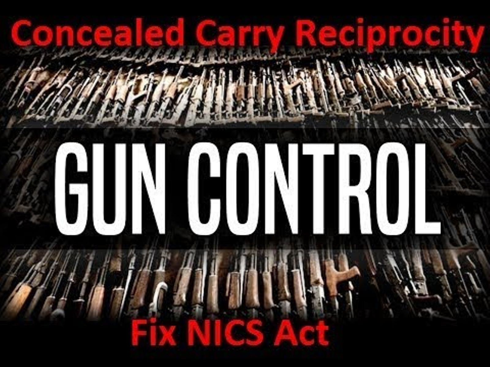 "Why ""Fix NICS"" is bad for gun owners"