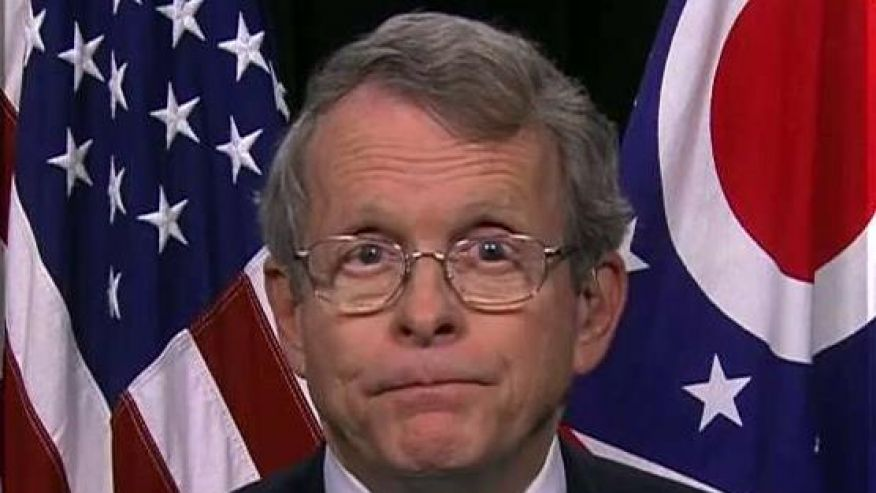 Why won't Mike DeWine fill out his gun rights Candidate Questionnaire?