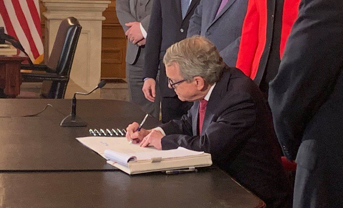 Mike DeWine Signs HB86 Into Law!